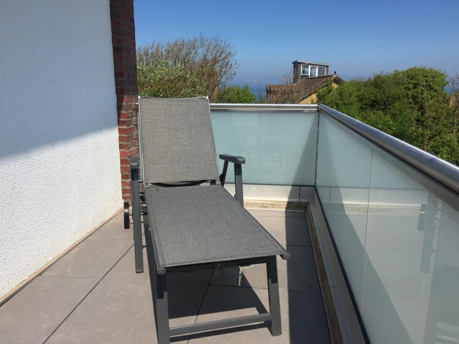 Balkon Klein Appartement : Zimmer appartement mit balkon im kurgebiet von bad säckingen